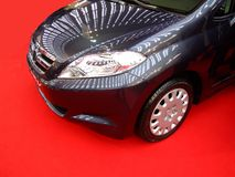 Auto von der Seite Lizenzfreies Stockfoto
