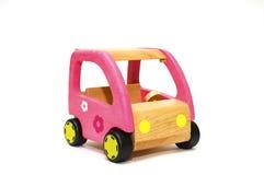 Auto voor poppen Stock Foto