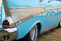 Auto Weinlesechevrolets Bel Air Stockbilder