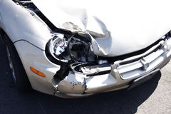Auto wreck Royalty Free Stock Photography