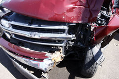 Auto wreck Stock Images