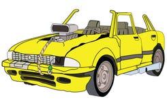 Auto wrecks Royalty Free Stock Images