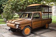 Auto Zaporozhets Stockfotografie