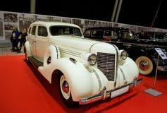 Auto ZIS 101 a-auto'sfaëton packard Stalin Royalty-vrije Stock Foto