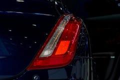 Autoachterlicht of achterlicht stock fotografie
