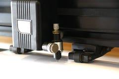 Autoadesivi del taglio a macchina Fotografia Stock Libera da Diritti