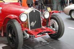 Weinlese Alfa Romeo  Stockfotos