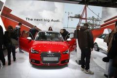 Audi A1 Lizenzfreie Stockbilder