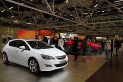 Bologna-Autoausstellung Lizenzfreie Stockfotografie