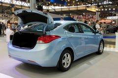 Autoausstellung Lizenzfreies Stockbild