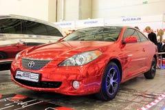 Autoausstellung Stockfotografie