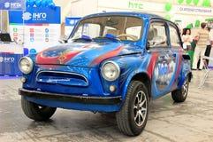 Autoausstellung Lizenzfreie Stockfotografie