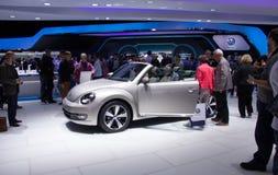 Autoausstellung Lizenzfreie Stockbilder