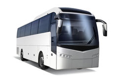 Autobús Imágenes de archivo libres de regalías