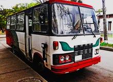 Autobús clásico Fotografía de archivo libre de regalías