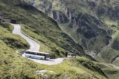 Autobús de Apls Foto de archivo libre de regalías