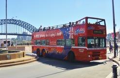 Autobús de dos pisos Imagen de archivo