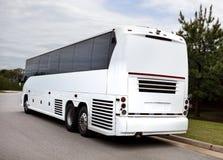 Autobús de la carta del viaje Imagen de archivo libre de regalías