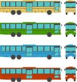 Autobús de la ciudad Imagen de archivo libre de regalías