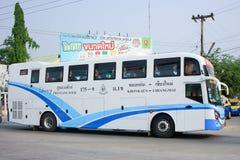 Autobús de la compañía del viaje de Phuluang ningún 175-9 fotografía de archivo