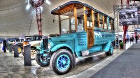 Autobús de los años 20 del vintage Fotos de archivo libres de regalías