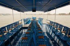 Autobús del agua Fotografía de archivo