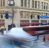 Autobús del fantasma Fotos de archivo