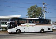 Autobús del viaje de Lanna Holiday Travel Transport Fotos de archivo libres de regalías
