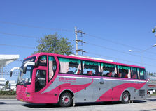 Autobús del viaje de The Transport Company Limited Foto de archivo