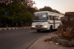Autobús en la India Imágenes de archivo libres de regalías
