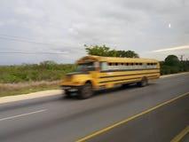 Autobús en Varadero Cuba, Foto de archivo libre de regalías