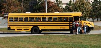 Autobús escolar imagen de archivo libre de regalías