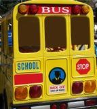 Autobús escolar canadiense fotos de archivo