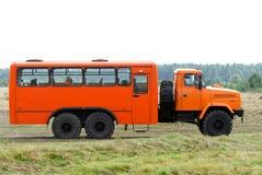 Autobús especial Imagenes de archivo