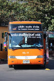 Autobús expreso del cargo de The Transport Company Limited Fotos de archivo libres de regalías