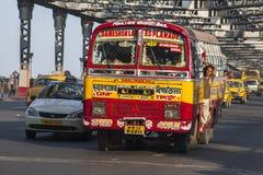 Autobús indio Fotos de archivo libres de regalías