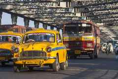 Autobús indio Imágenes de archivo libres de regalías