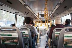 Autobús indio Foto de archivo libre de regalías