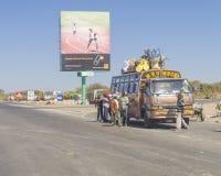 Autobús público Imagen de archivo