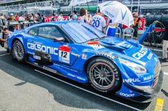 Autobacs 2014 GT super Foto de Stock