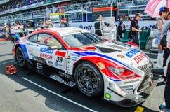 2014 Autobacs Super GT Royalty-vrije Stock Foto's