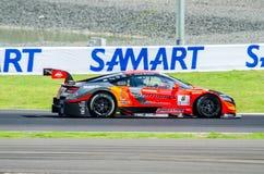2014 Autobacs Super GT Stock Afbeeldingen