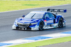 2014 Autobacs Super GT Royalty-vrije Stock Afbeelding