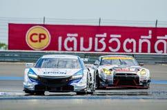 Autobacs Super GT 2015 Stock Foto's