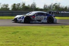 AUTOBACS SUPER GT Royalty-vrije Stock Fotografie
