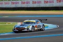 AUTOBACS SUPER GT Stock Foto's