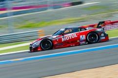 Autobacs Super GT 2015 Royalty-vrije Stock Afbeelding