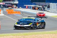Autobacs Super GT 2015 Royalty-vrije Stock Fotografie