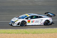 Autobacs Super GT 2015 Royalty-vrije Stock Foto