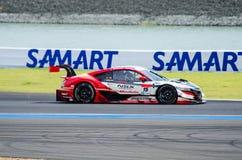 2015 Autobacs Super GT Stock Afbeeldingen